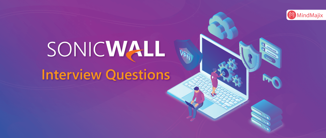 Dell SonicWall Interview Questions