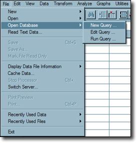 Import Excel Database Into SPSS