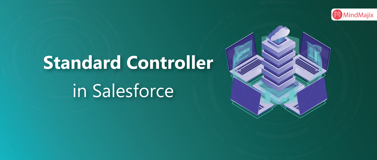 Standard Controller In Salesforce