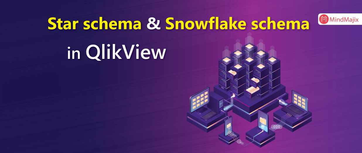 Star schema and Snowflake schema in QlikView