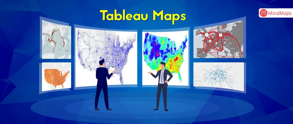 Tableau Maps Tutorial