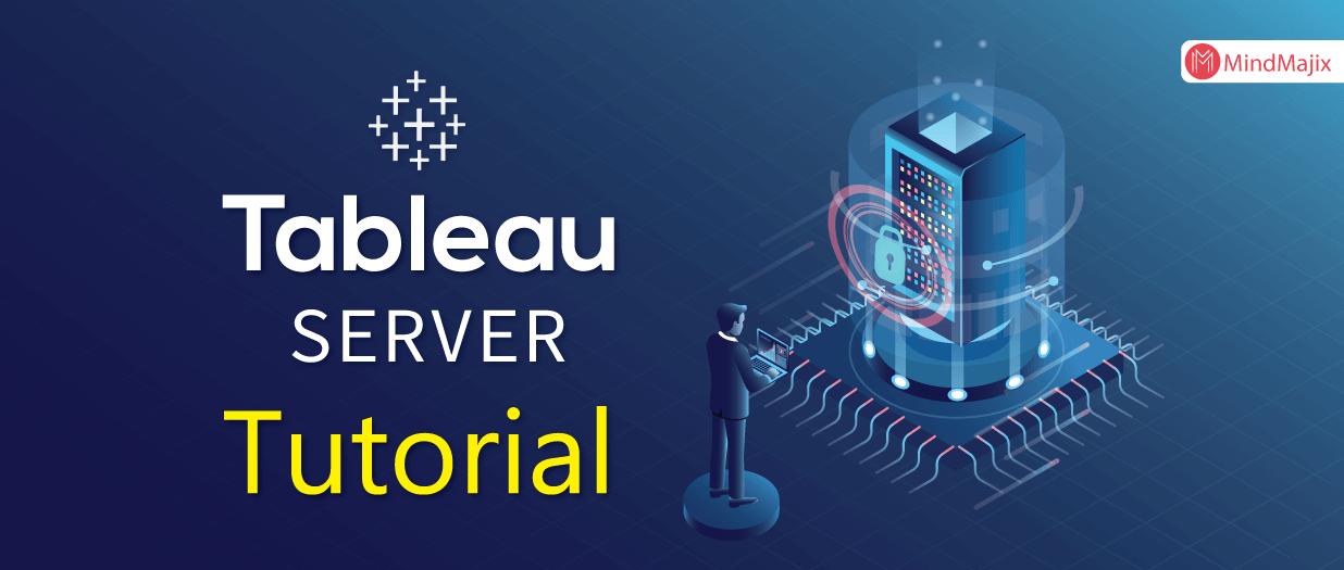 Tableau Server Tutorial