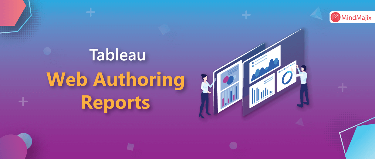 Authoring and editing reports via server in tableau