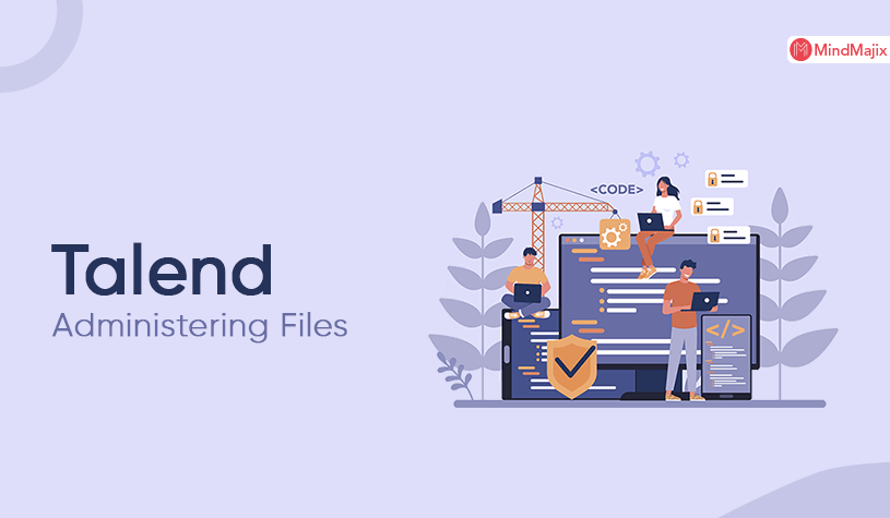 Talend - Administering Files