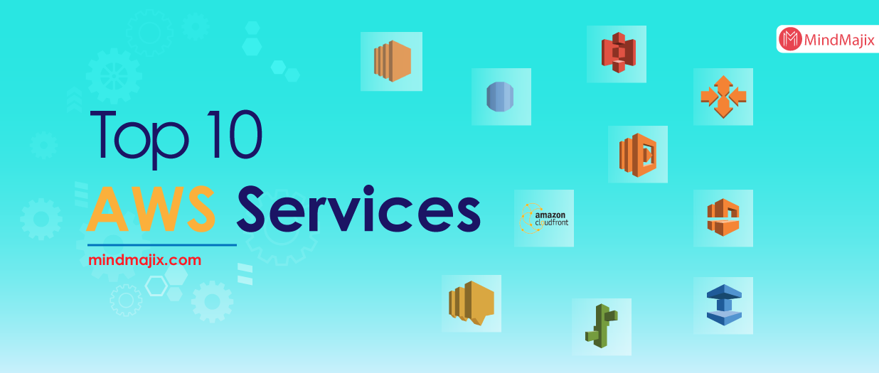 AWS Services List - Top 10 AWS Services