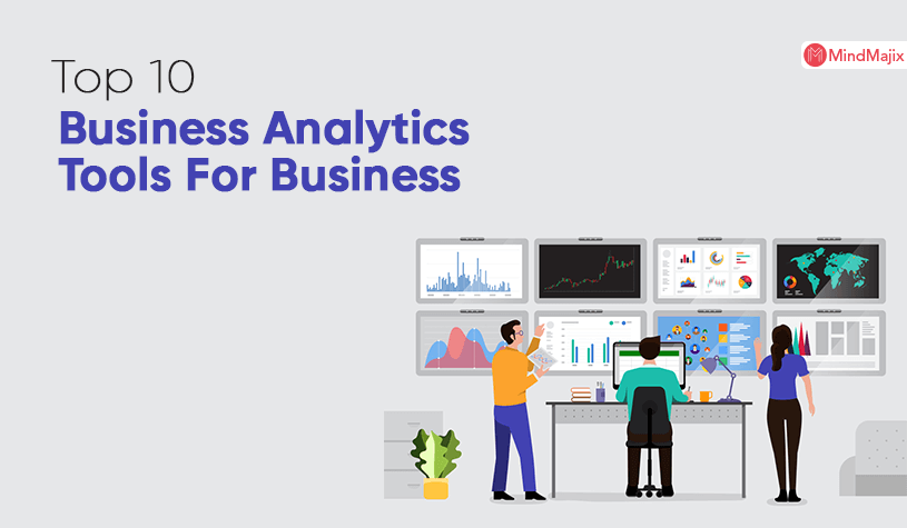 Top 10 Business Analytics Tools For Business
