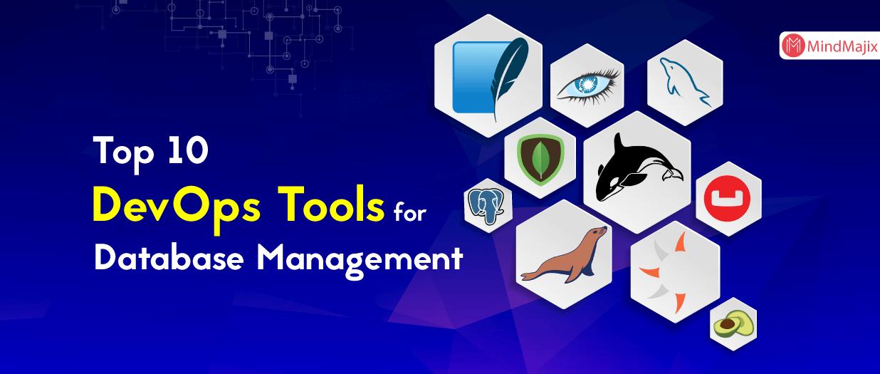 Top 10 DevOps Tools For Database Management
