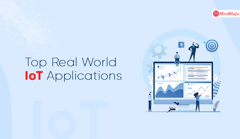 Top 10 Real World IoT Applications