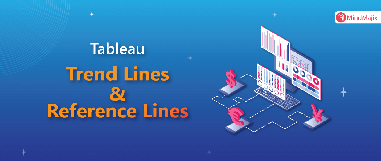 Trend Lines and Reference Lines In Tableau