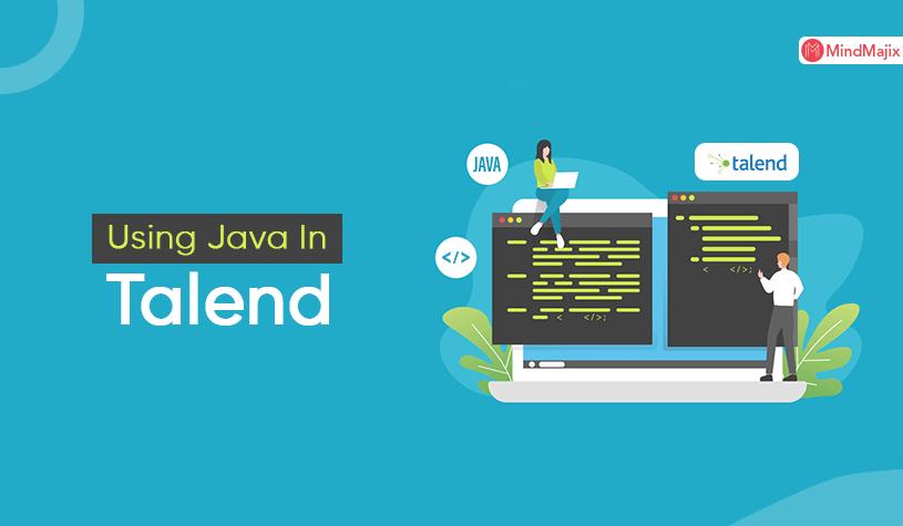 Using Java In Talend