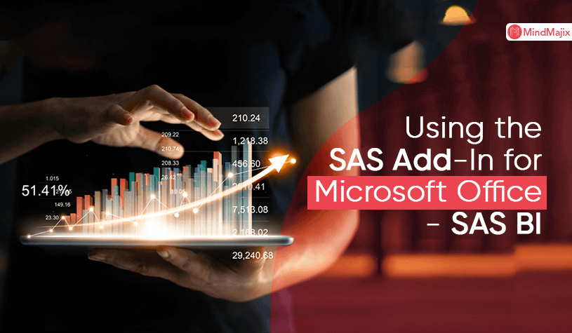 Using the SAS Add-In for Microsoft Office - SAS BI
