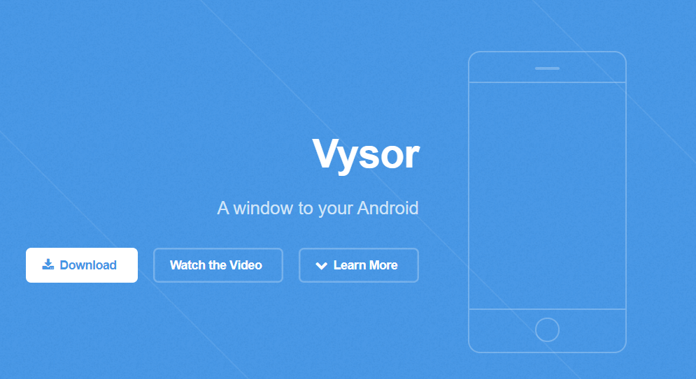 Vysor Android Development Tool