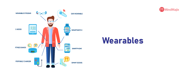 IoT Application - Wearables