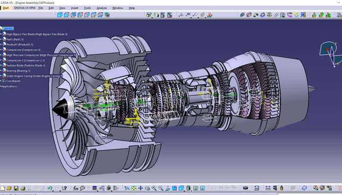 What is CATIA