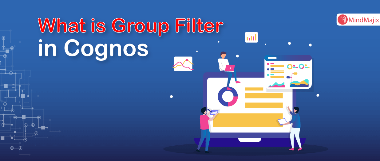 What is Group Filter in Cognos