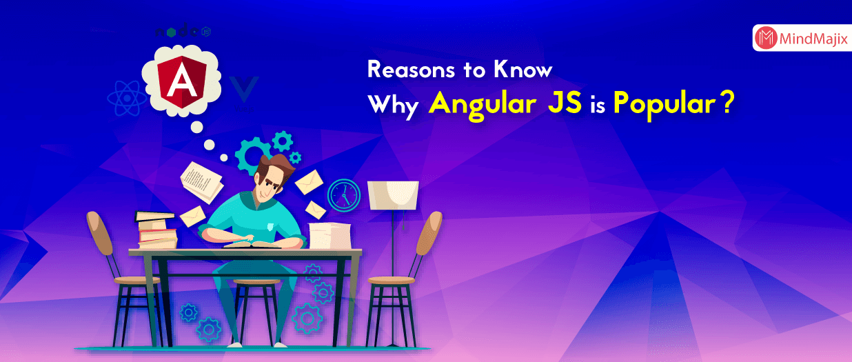 What Led To The Popularity Of AngularJS?