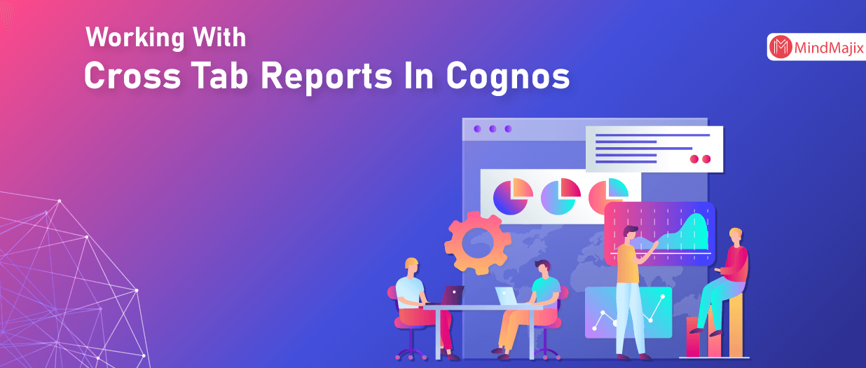 Working With Cross Tab Reports In Cognos