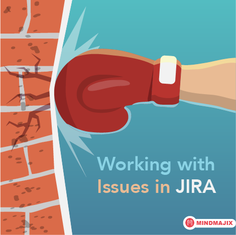 issues in JIRA