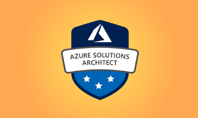 Azure Solutions Architect Training