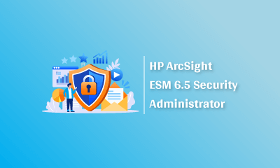 HP ArcSight ESM 6.5 Security Administrator Training