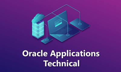 Oracle Applications Technical Training