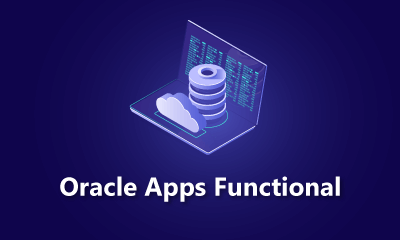 Oracle Apps Functional Training