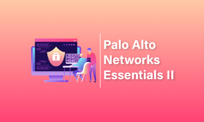Palo Alto Essentials II Training