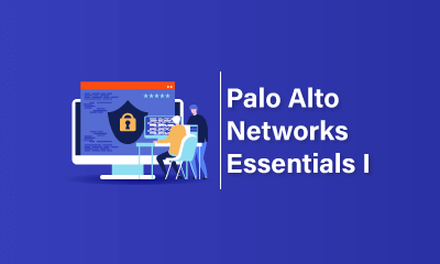 Palo Alto Networks Essentials I Training