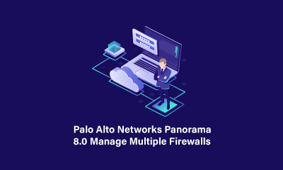 Palo Alto Networks: Panorama 8.0 Manage Multiple Firewalls Training