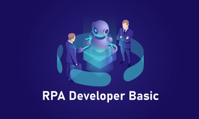 RPA Developer Basic Training