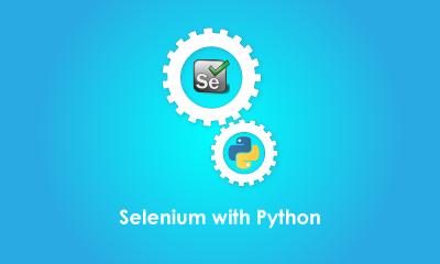 Selenium with Python Training