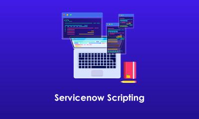 ServiceNow Scripting Training