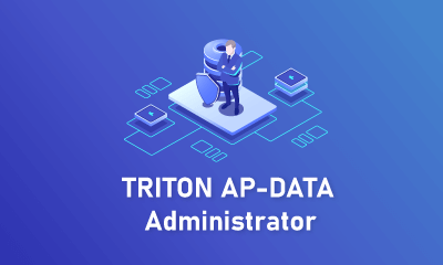 TRITON AP-DATA Administrator Training