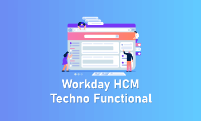 Workday HCM Techno Functional Training